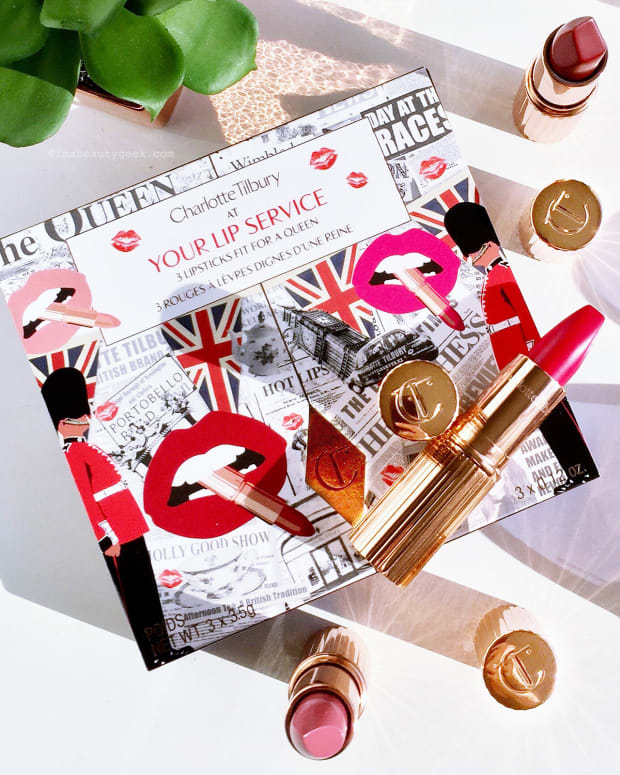 Charlotte Tilbury At Your Lip Service_The Duchess_The Queen_and Legendary Queen