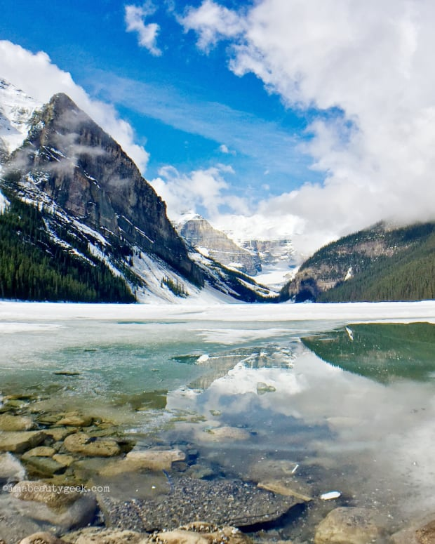 Lake Louise May 10 2018_BEAUTYGEEKStravel_imabeautygeek.com_landing page