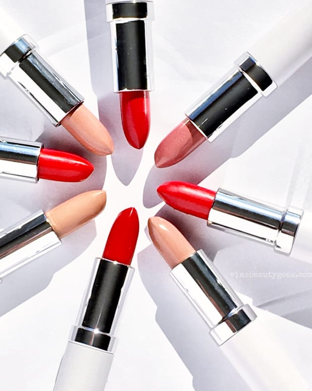 TON Cosmetics red and nude lipsticks to suit every skin tone