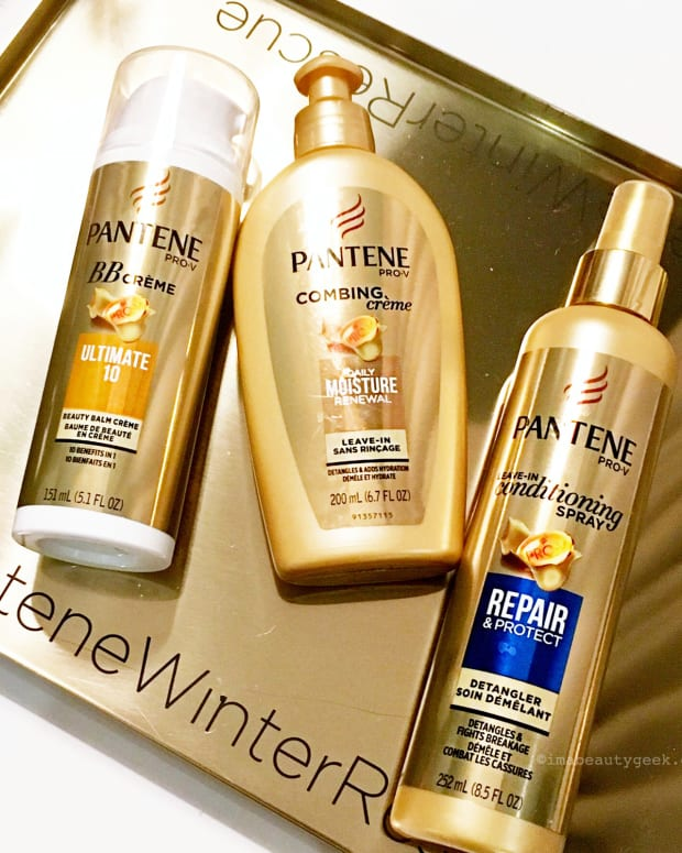 Pantene BB Creme Coming Creme Leave-In Conditioning Spray