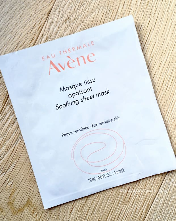 Avene Soothing Face Mask