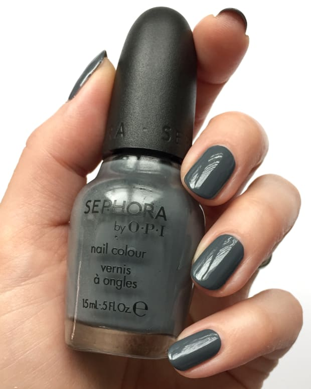 Sephora by OPI Break a Leg-Warmer! #NOTD