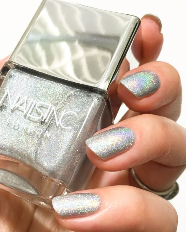 Nails Inc Holler Graphic Duo 2017 Swatches Review Rocket Fuel Ghetto Galactic
