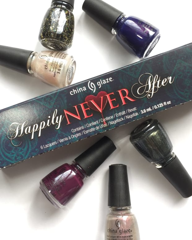 China Glaze Happily Never After Collection Halloween 2017