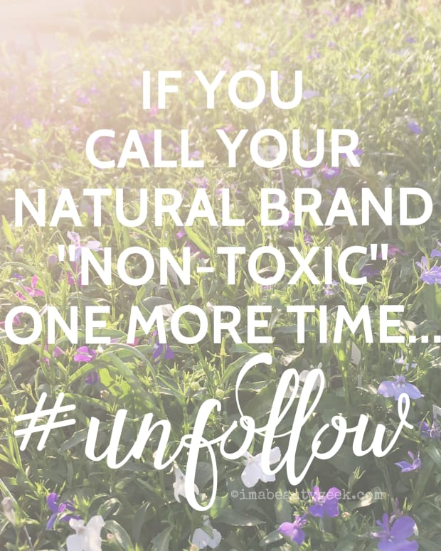 non-toxic unfollow-beautygeeks
