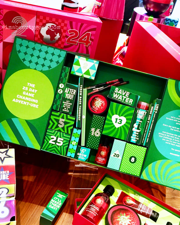 The Body Shop Holiday Cyber Monday 2017