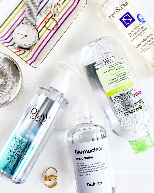 why you should rinse after no-rinse cleansers and wipes-BEAUTYGEEKS