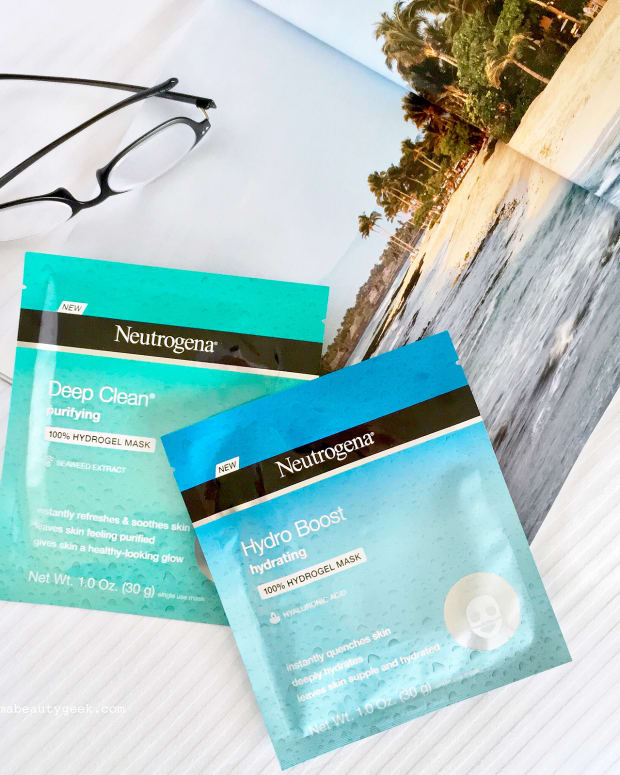 Neutrogena Hydrogel Masks review-BEAUTYGEEKS-imabeautygeek.com