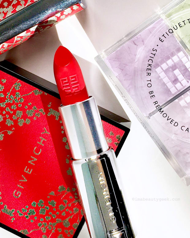 Givenchy Chinese New Year-BEAUTYGEEKS
