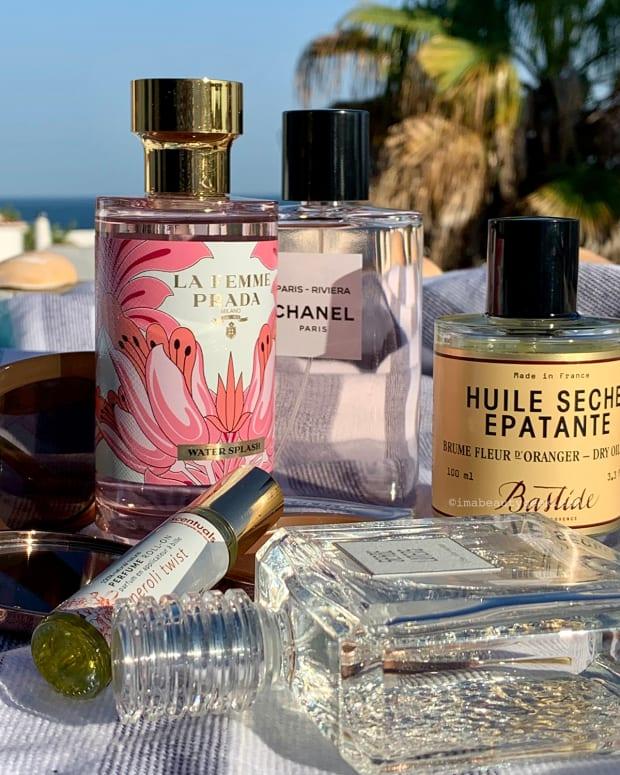 summer 2019 citrus scent