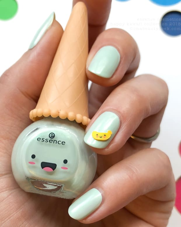 Essence Cosmetics Happy Kawaii Collection Swatches