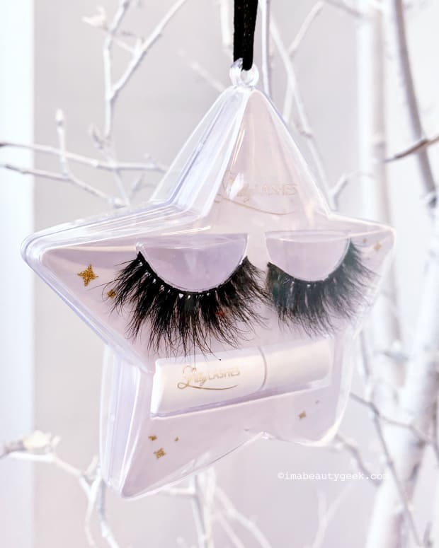Lilly Lashes 3D Mink Miami & Mini Lash Adhesive Ornament