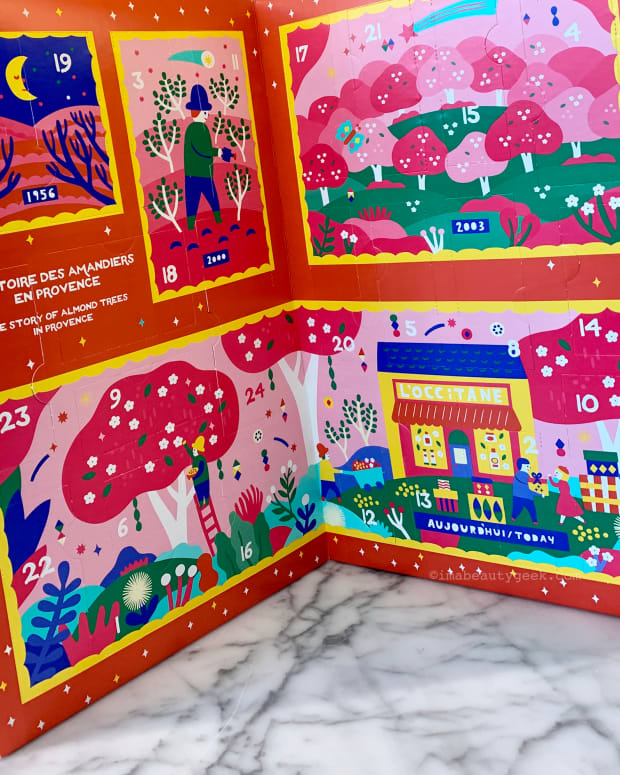 Best beauty advent calendars 2019 opening image