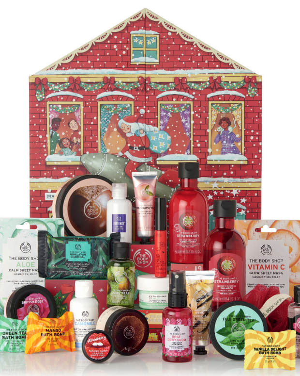 The Body Shop 2019 Deluxe Advent