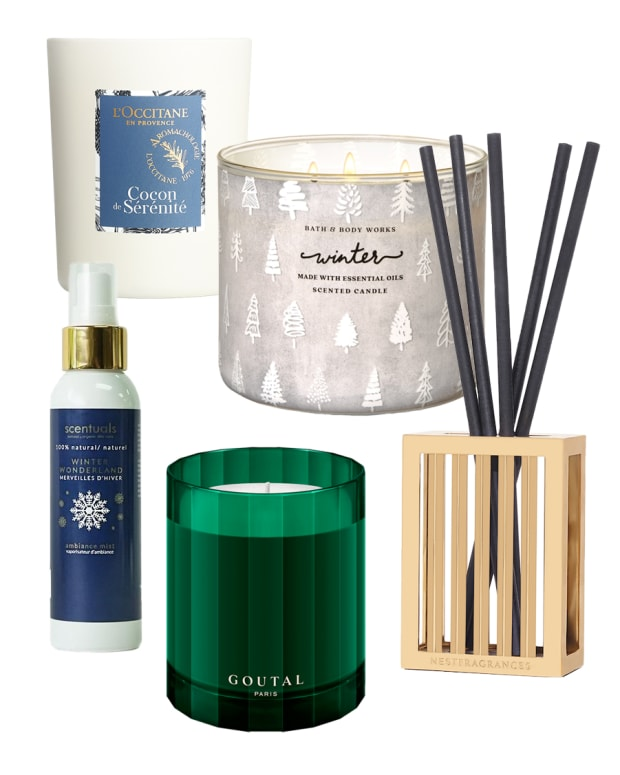 Room Scents that Boost Holiday Cheer