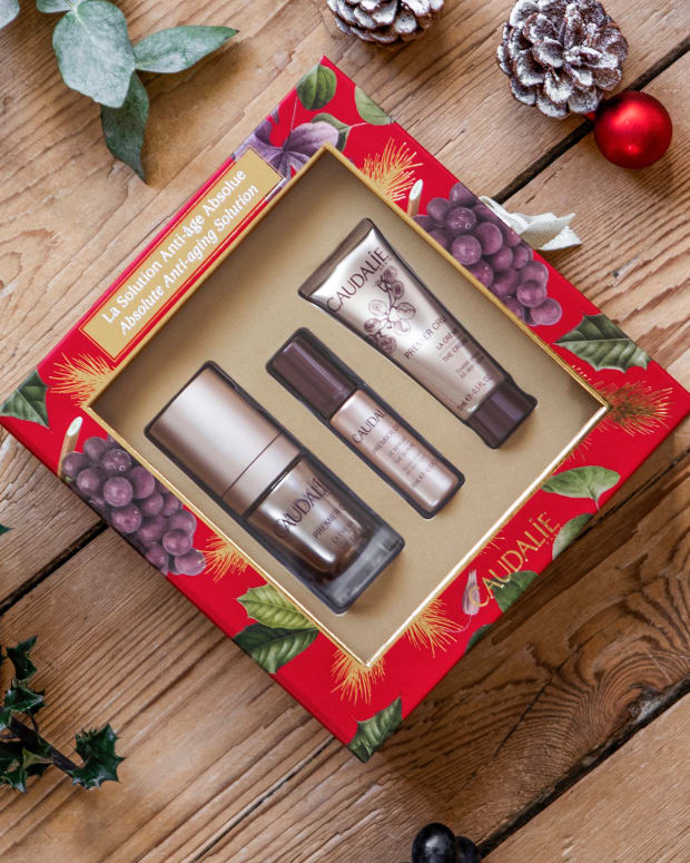 Caudalie Premier Cru holiday gift set