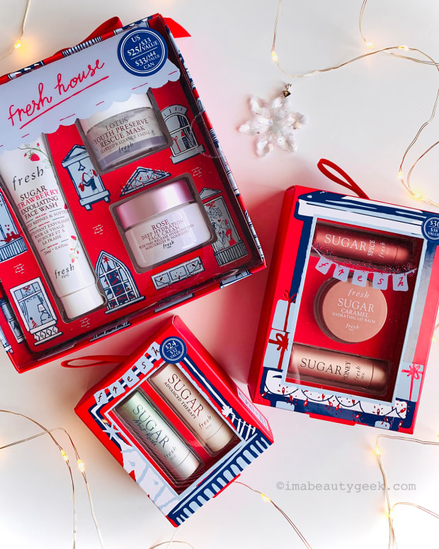 Fresh giveaway gift sets 2019