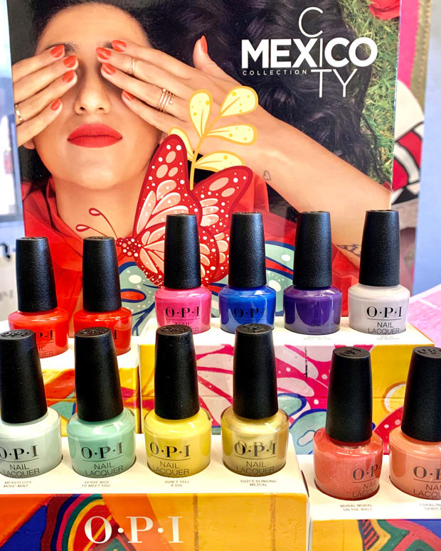 OPI Mexico City Collection Spring Summer 2020 swatches review