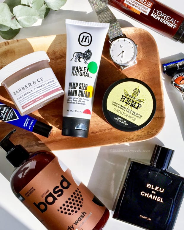 Last-minute gift guide for him grid image