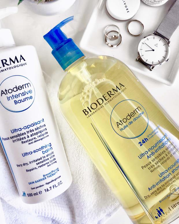 Bioderma Atoderm Ultra Nourishing Anti Irritation Shower Oil