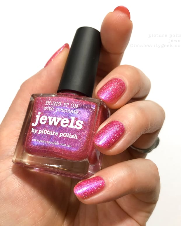 Picture Polish Jewels NOTD h1 _ Picture Polish Winter 2017