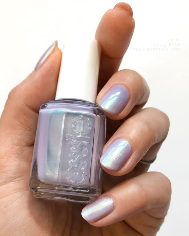 Essie Spring 2019 Swatches Review Tiers of Joy