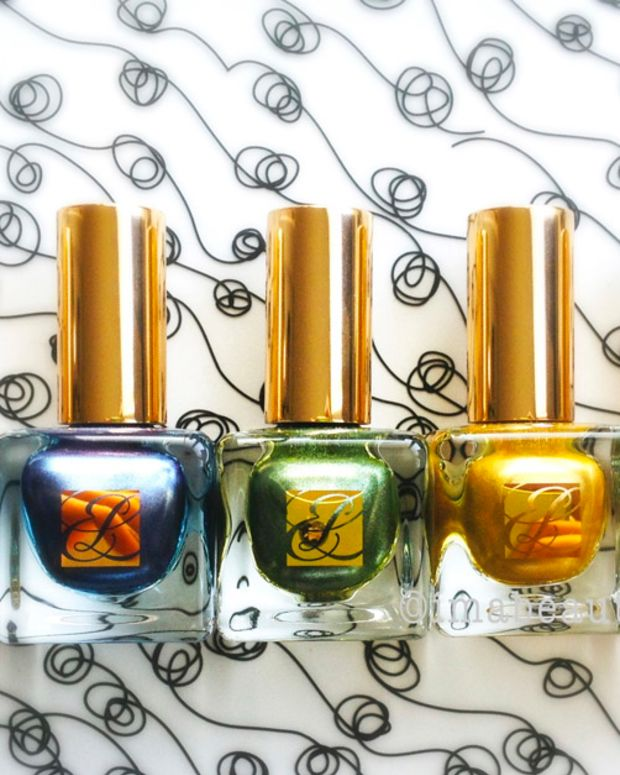 Estee Lauder The Metallics Nail Collection