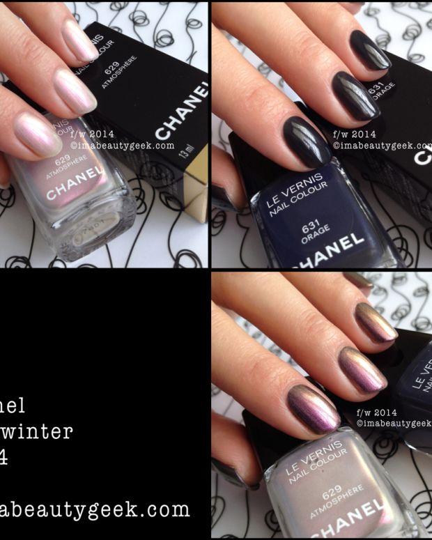 Chanel fall winter 2014