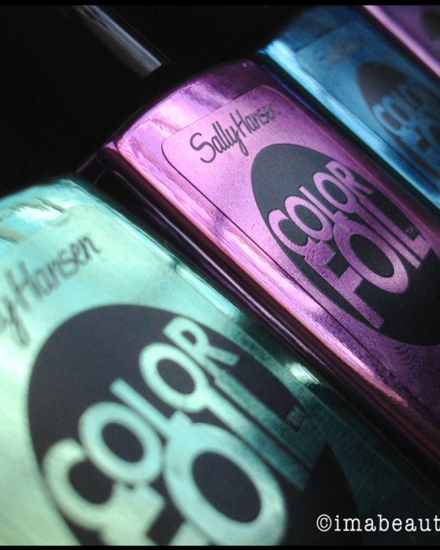 Sally Hansen Color Foils