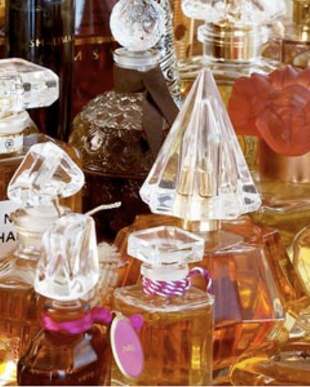 perfume bottles_Nathan Branch_Flickr