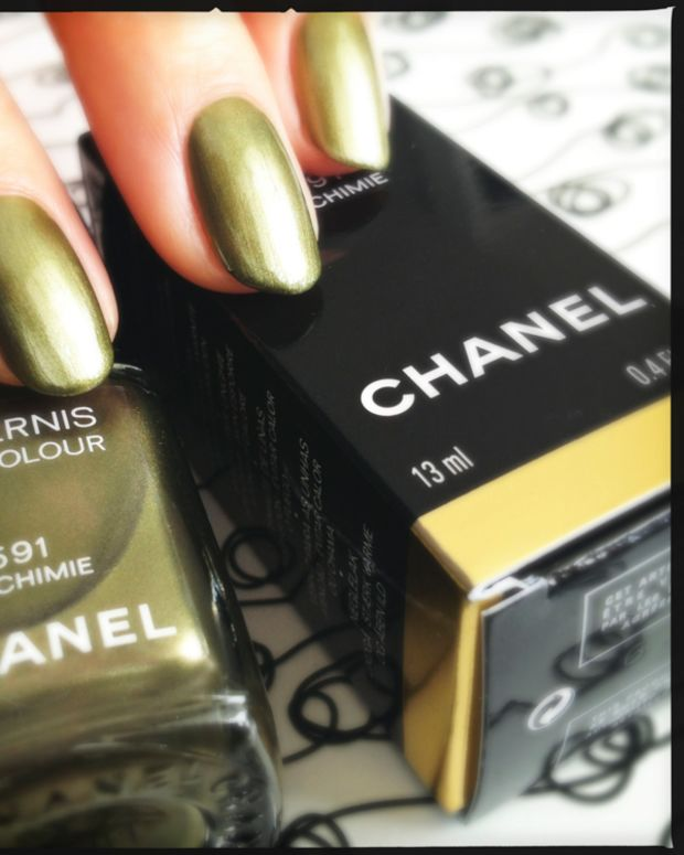Fall 2013 Nail Polish_Chanel Alchimie
