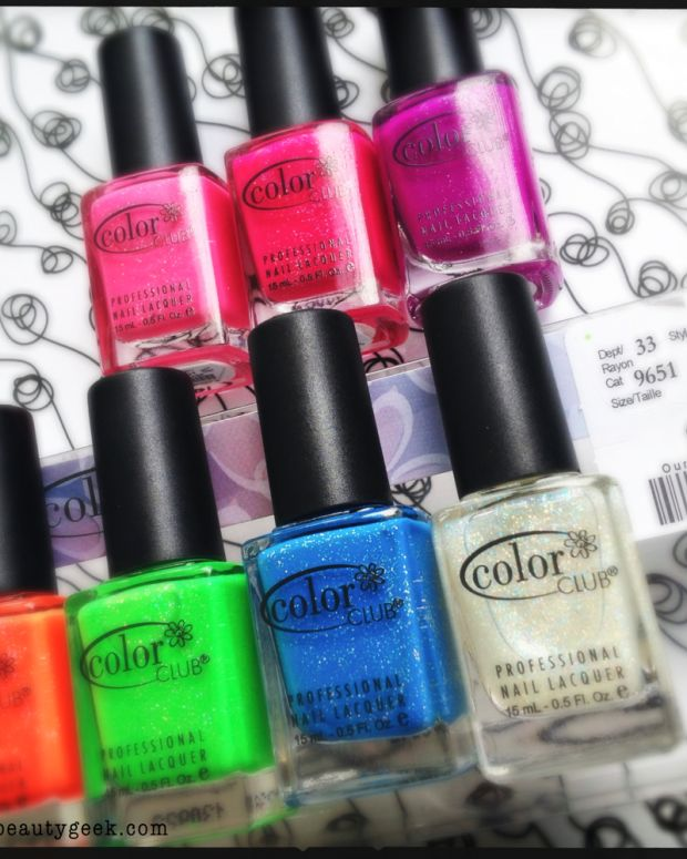 Color Club Neon_Color Club Starry Temptress Collection Winners
