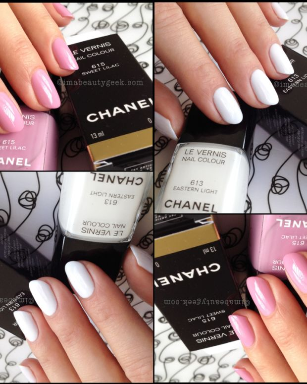Chanel Le Vernis Summer 2014