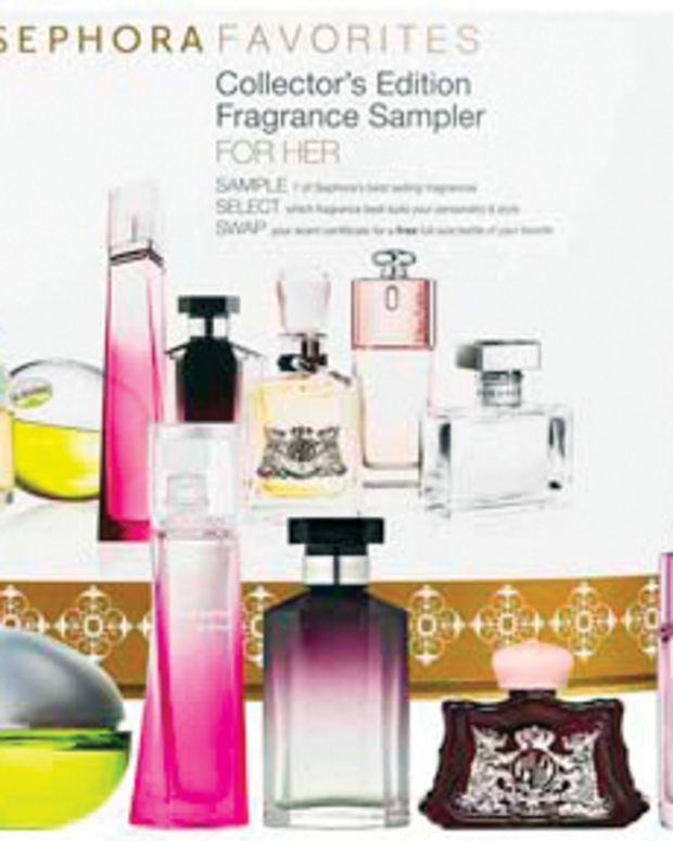 Sephora Collectors Ed Fragrance Sampler for HER