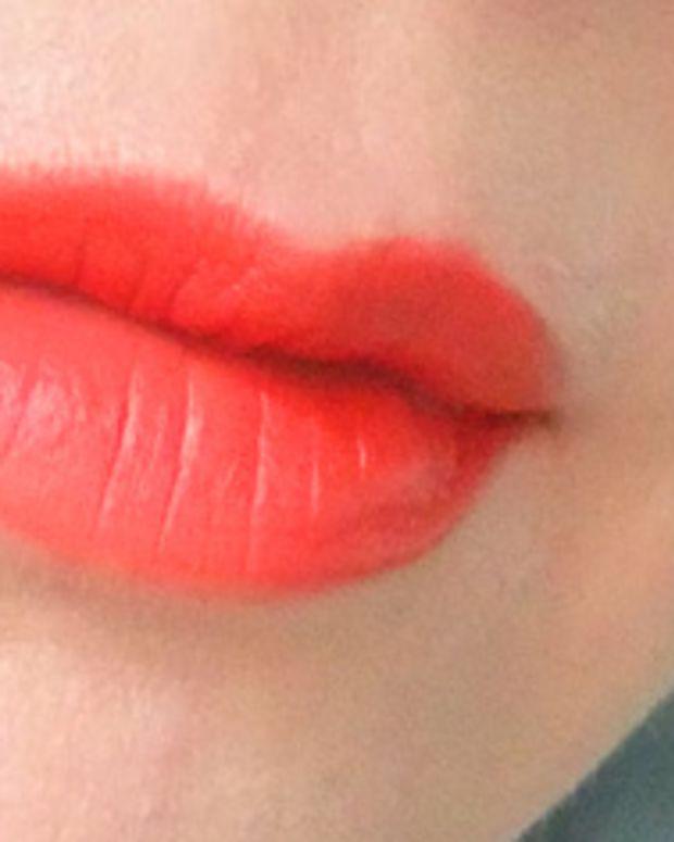 Joe Fresh Lipstick in Poppy