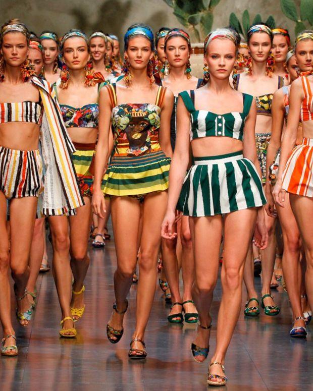 Dolce&Gabbana women SS 2013