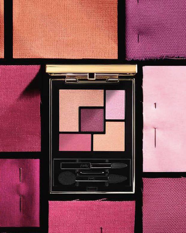 YSL Couture Palette No 9 Love_Yves Saint Laurent Couture Palette