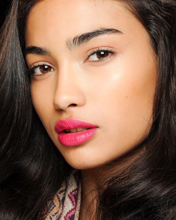 beauty-fall-2013-dvf-dian-von-furstenberg-natural-bold-lip-fresh-face-fashionoverreason-new-york-fashion-week