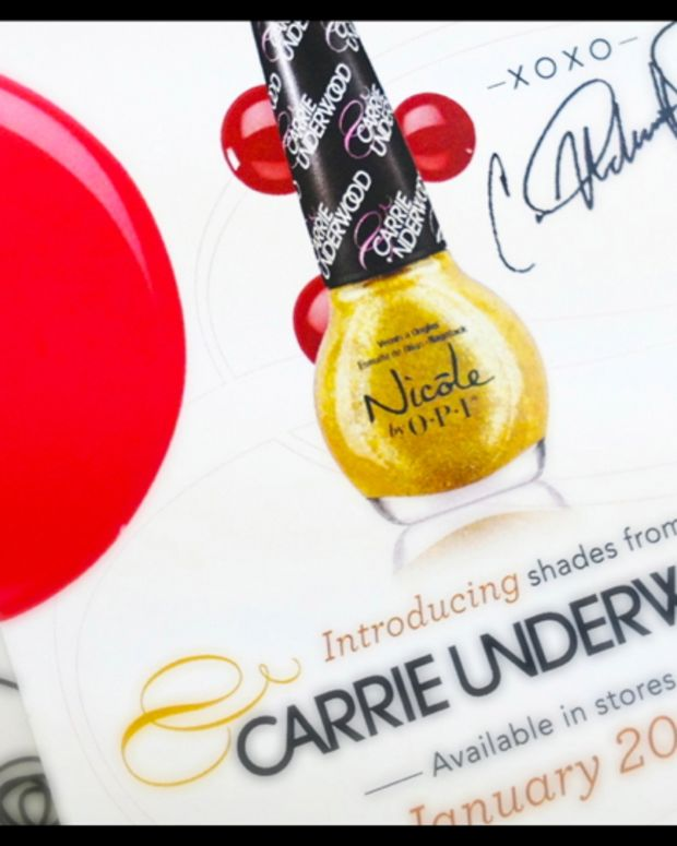 Nicole by OPI Carrie Underwood Collection 2013