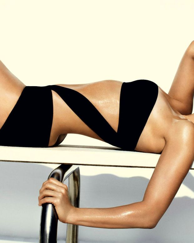 Jennifer Lopez - Mario Testino Photoshoot for Vogue US June 2012 1