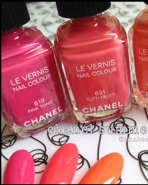 Chanel Summer 2014