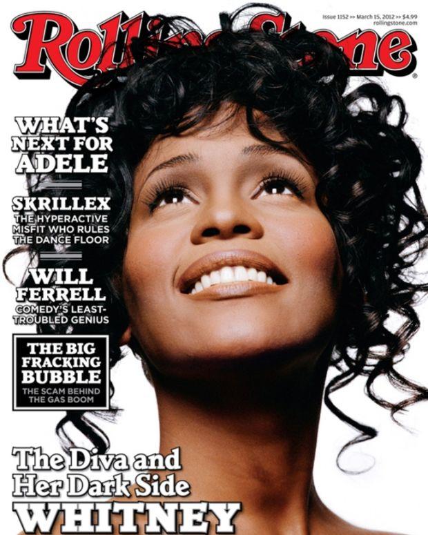 Whitney Houston_Rolling Stone cover