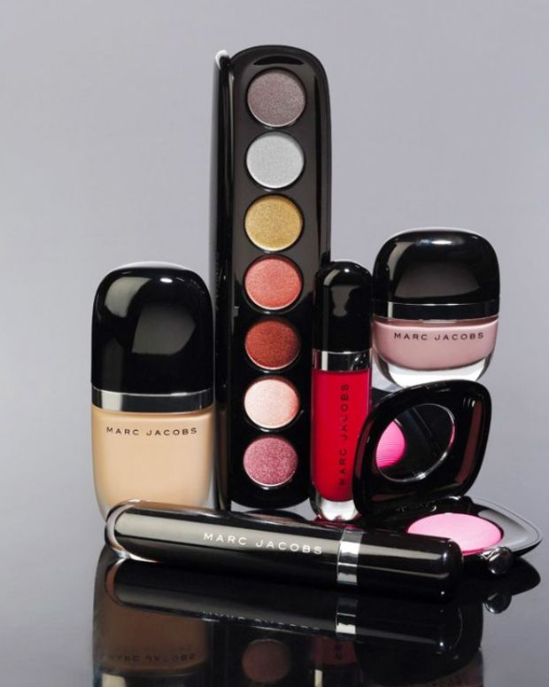 Marc Jacobs beauty makeup collection