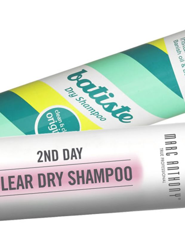 Batiste Dry Shampoo vs Marc Anthony 2nd Day Clear Dry Shampoo
