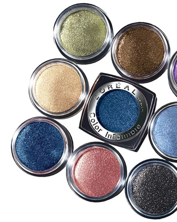 l'oreal paris_color infallible eye shadow
