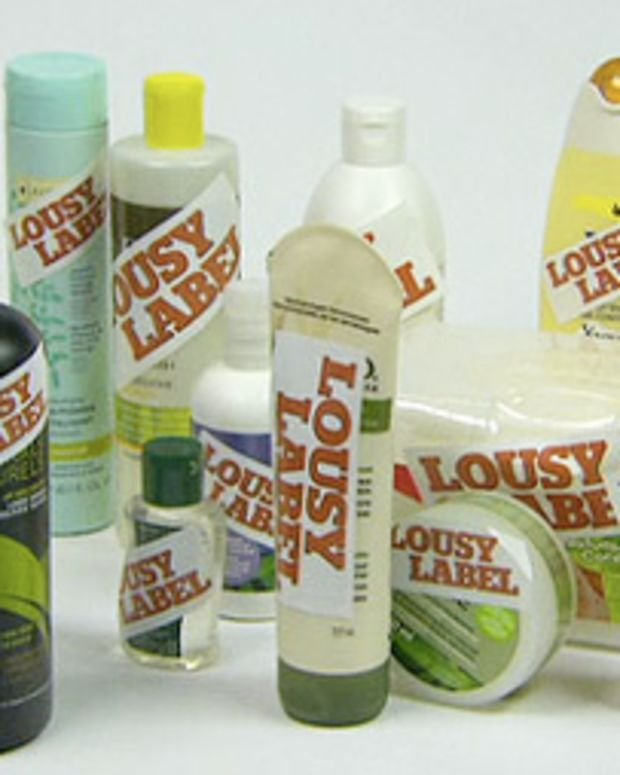 CBC Marketplace_Misleading natural and organic labelling