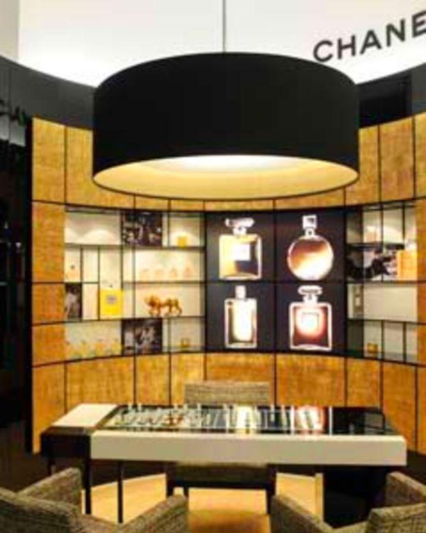 Chanel Espace Parfums 2