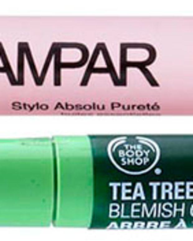 BEAUTYGEEKS_imabeautygeek.com_Sampar Prodigal Pen and The Body Shop Tea Tree Blemish Gel.jpg