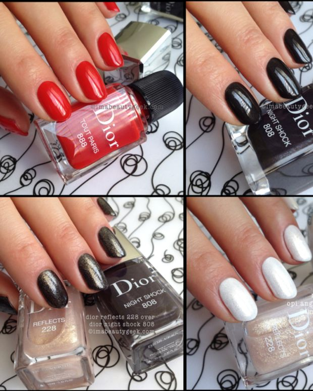 Dior Colour Icons 2014