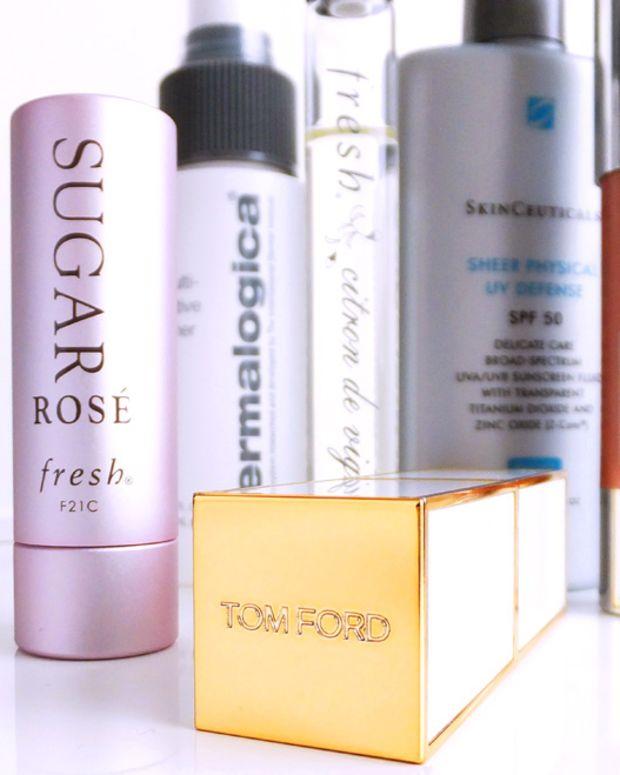 Heat-sensitive cosmetics